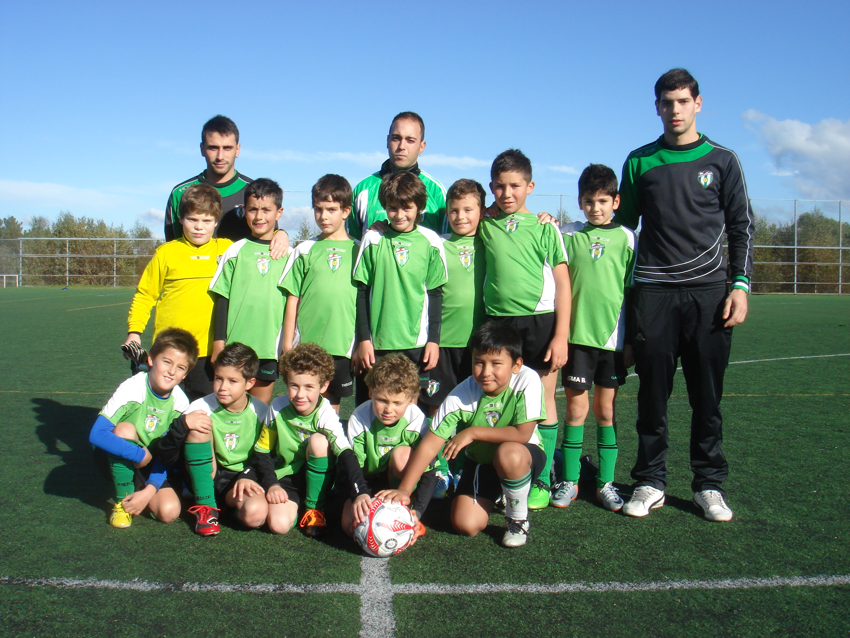 Equipo 2013